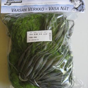 Lapinlohiverkko 210/6x60x30x4,0m vihreä